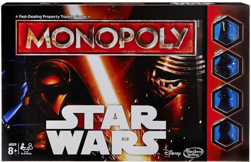 Hra Monopoly Star Wars CZ