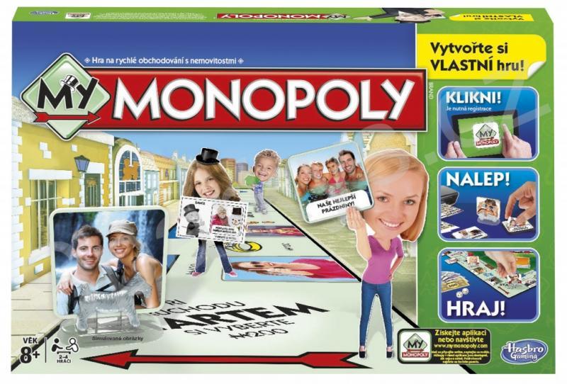 Hra Moje Monopoly