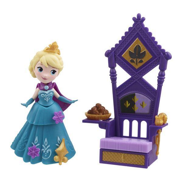Frozen Malá panenka s doplňky - Elsa