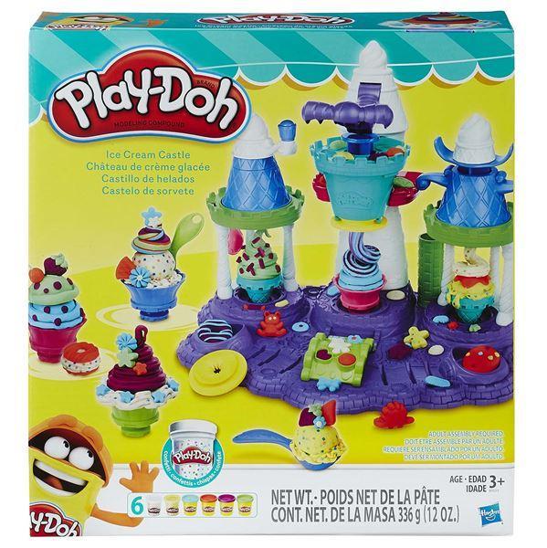 Hasbro Play-Doh Zmrzlinový palác