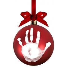 Pearhead Vánoční ozdoba s otiskem
