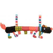 Ebulobo Závěsná hračka Hladový vlk (40 cm)