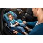 Zero.1 je špičková obousměrná sedačka, která splňuje náročné požadavky na přepravu dětí proti směru jízdy dle norem i-Size (sedačka má nově homologaci i-Size). Do 15 měsíců je dítě přepravováno proti směru jízdy, dále je pak na uvážení rodičů, zda budou pokračovat se sedačkou otočenou po nebo proti směru jízdy. Sedačka je vhodná od 45 do 105 cm výšky dítěte, což je vynikající rozsah, který Vám umožní již z porodnice vézt novorozeně v této autosedačce.