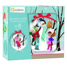 Avenue Mandarine, Vánoční ozdoby pro holky