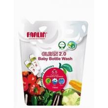 Farlin antibakteriální mycí prostředek 700 ml new - náplň