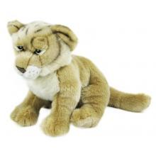 Rappa plyšová lvice sedící, 27 cm