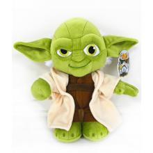 ADC Blackfire plyšová figurka STAR WARS Yoda, 25 cm