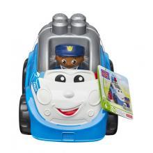 Mattel Mega Bloks FB policejní auto Peter