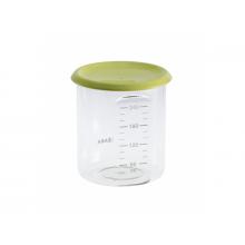 Beaba Kelímek na jídlo 240 ml zelený