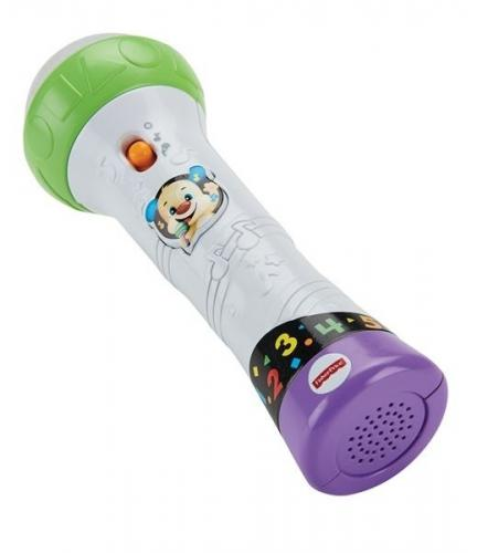 Mattel Fisher-Price Mikrofon CZ