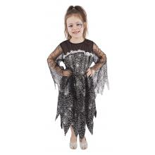 Karnevalový kostým čarodějnice/Halloween 422230, vel. M