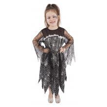Karnevalový kostým čarodějnice/Halloween 422124, vel. S