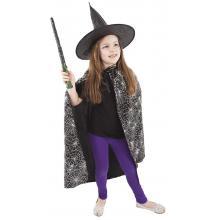 Karnevalový kostým plášť čarodějnický/Halloween