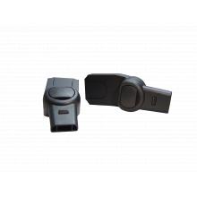 Patron adaptér pro kočárek Pallas na autosedačku Maxi-Cosi, Cybex