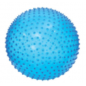 Ludi Skákací a masážní míč 45 cm modrý