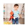 Roztomilý plyšový kamarád, se kterým si vaše dítě může povídat. Zmáčkněte bříško lišáka a mluvte – hračka bude opakovat vaše slova svým legračním hlasem.