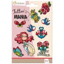 Avenue Mandarine, Dětské tetování Víly