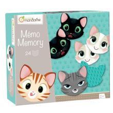 Avenue Mandarine, Dětská hra Memo Kočky