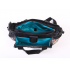 Přebalovací taška Nola je krásná a praktická zároveň. Dvě termoizolační kapsy na lahvičky pomáhají déle udržet optimální teplotu nápojů. Součástí tašky je přebalovací podložka.