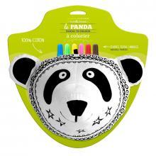 Marielle Bazard, Panda k vymalování