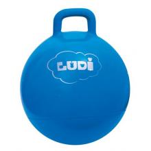 Ludi Skákací míč 45 cm modrý
