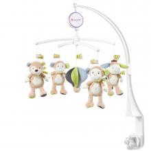 Fehn Monkey Donkey hrací kolotoč opička