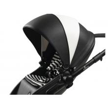 Mima Xari 3G sedák s korbou a startovní sadou černobílý