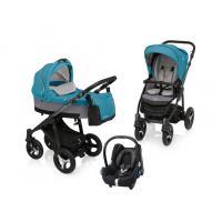 Kočárek Baby Design Husky + autosedačka Maxi-Cosi CabrioFix