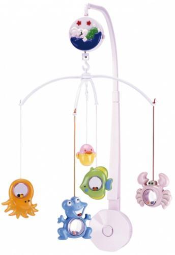Canpol babies kolotoč plastový vodní svět