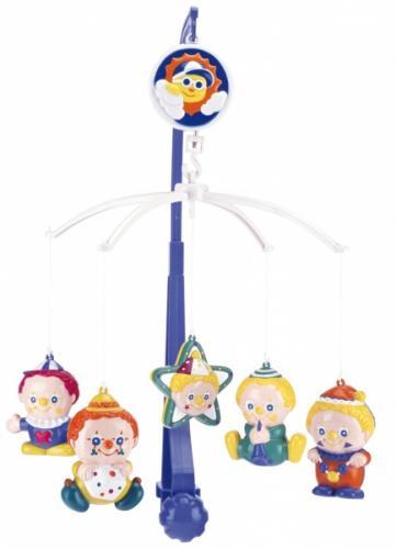 Canpol babies kolotoč plastový klauni