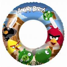 Bestway Nafukovací kruh velký - Angry Birds, 91 cm