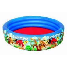 Bestway Nafukovací bazén Angry Birds, 152 x 30 cm