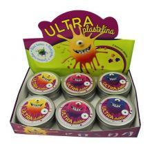 EP Line ULTRA Plastelína Měnící barvu