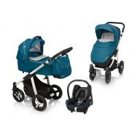 Kočárek Baby Design Lupo Comfort + autosedačka Maxi-Cosi CabrioFix