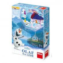 Dino hra Olaf na ledě, Frozen - Ledové království