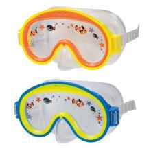 INTEX Brýle potápěčské mořský svět, 3 - 8 let