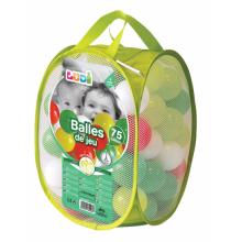 Ludi míčky zelené 75 ks