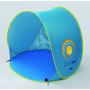 Přenosný univerzální stan Ludi pro ochranu miminka před sluncem, větrem a hmyzem. S UV faktorem 50+.