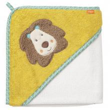 FEHN Funky ručník s kapucí lev