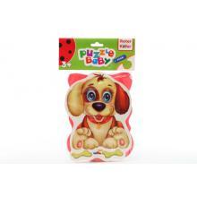 Roter Käfer Baby pěnové puzzle kočka - pes