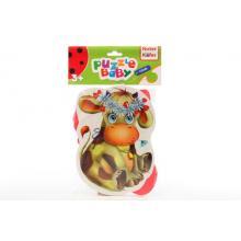 Roter Käfer Baby pěnové puzzle kravička-ovce