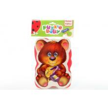 Roter Käfer Baby pěnové puzzle medvěd - zajíc