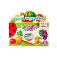 Roter Käfer Pěnové magnety Ovoce a zelenina