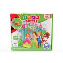 Roter Käfer Pěnové puzzle 35 dílků Princ a princezna