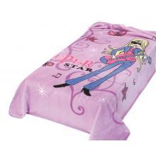 Scarlett Španělská deka 230 - fialová, 220x160 cm