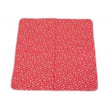 Scarlett Hrací deka PINA červená