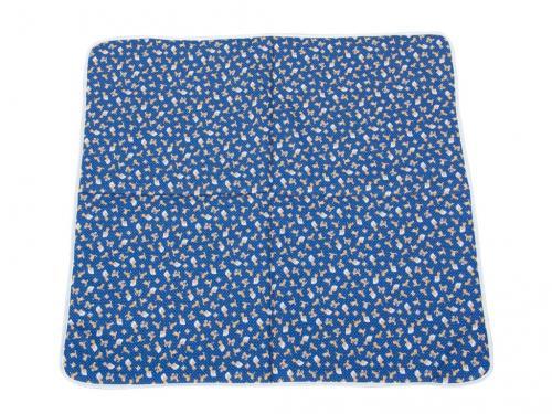 Scarlett Hrací deka PINA modrá