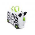 Trunki Kufřík + odrážedlo zebra Zimba