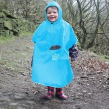 Koo-di Rainy Day Poncho - nepromokavá pláštěnka