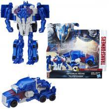 Hasbro Transformers MV5 Turbo 1x transformace